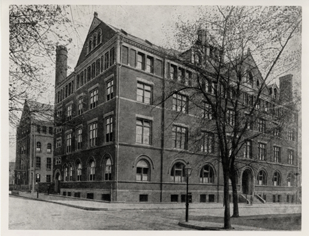 Adelphi College - Brooklyn, 1896